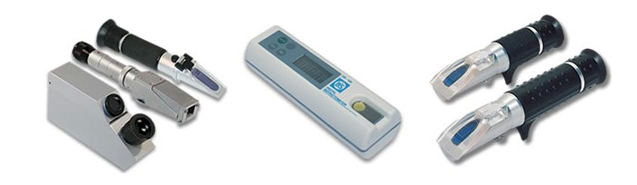 Hand-Held/Portable Refractometers- Bellingham and Stanley