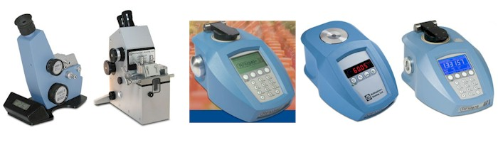 Laboratory/Bench Refractometers- Bellingham and Stanley