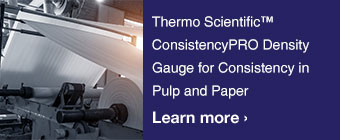 Thermo Scientific™ ConsistencyPRO Density Gauge for Consistency in Pulp and Paper