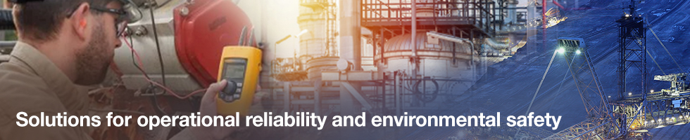 Precision, performance, confidence. Maximize uptime and minimize downtime