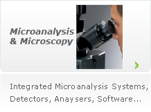 Microanalysis & Microscopy