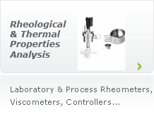 Rheological & Thermal Properties Analysis
