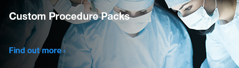 Custom Procedure Packs