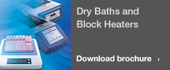 Dry Baths and Block Heaters