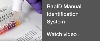 RapID Manual Identification System Video
