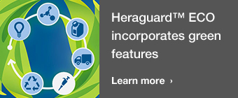 Heraguard ECO incorporates green features