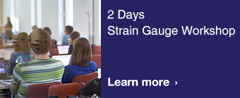 2 Days Strain Gauge Workshop