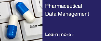 Pharmaceutical data management