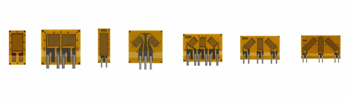 Micro-Measurements Strain Gauges